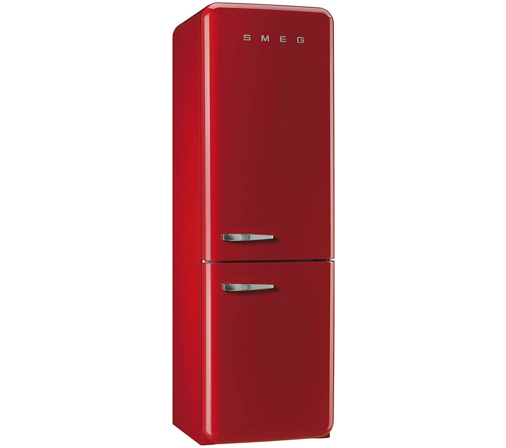 SMEG FAB32RNR Fridge Freezer - Red