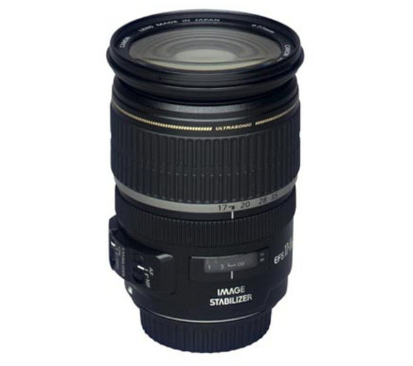 CANON EF-S 17-55 mm f/2.8 IS USM Standard Zoom Lens