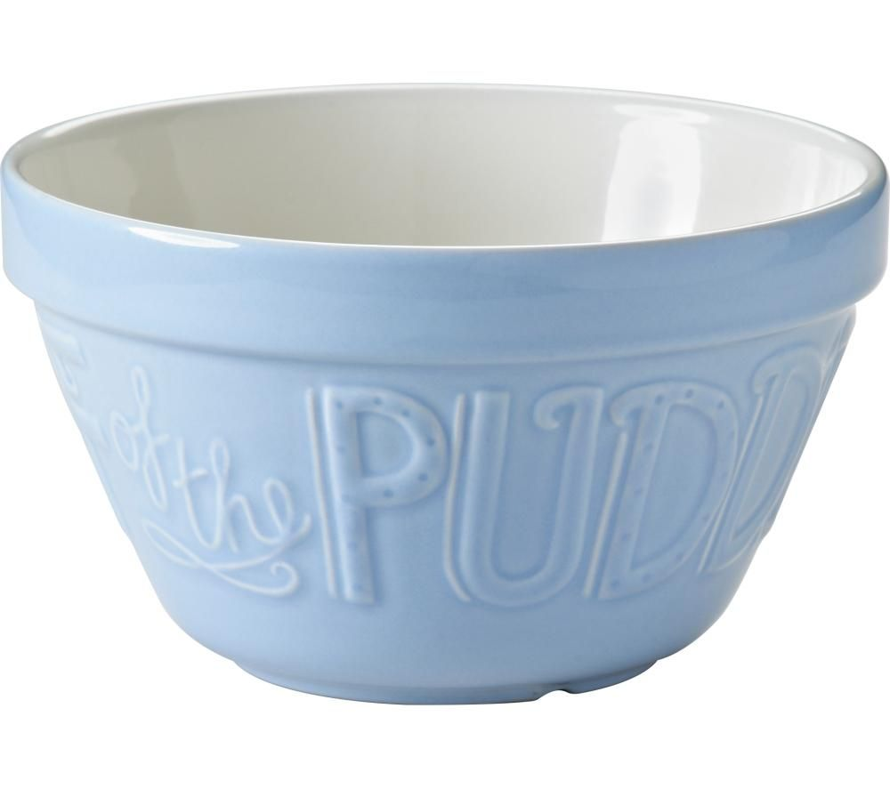 MASON CASH Bake My Day 16 cm Pudding Basin - Blue