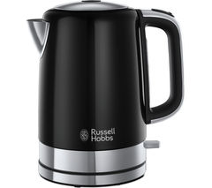 RUSSELL HOBBS Windsor 22822 Jug Kettle - Black