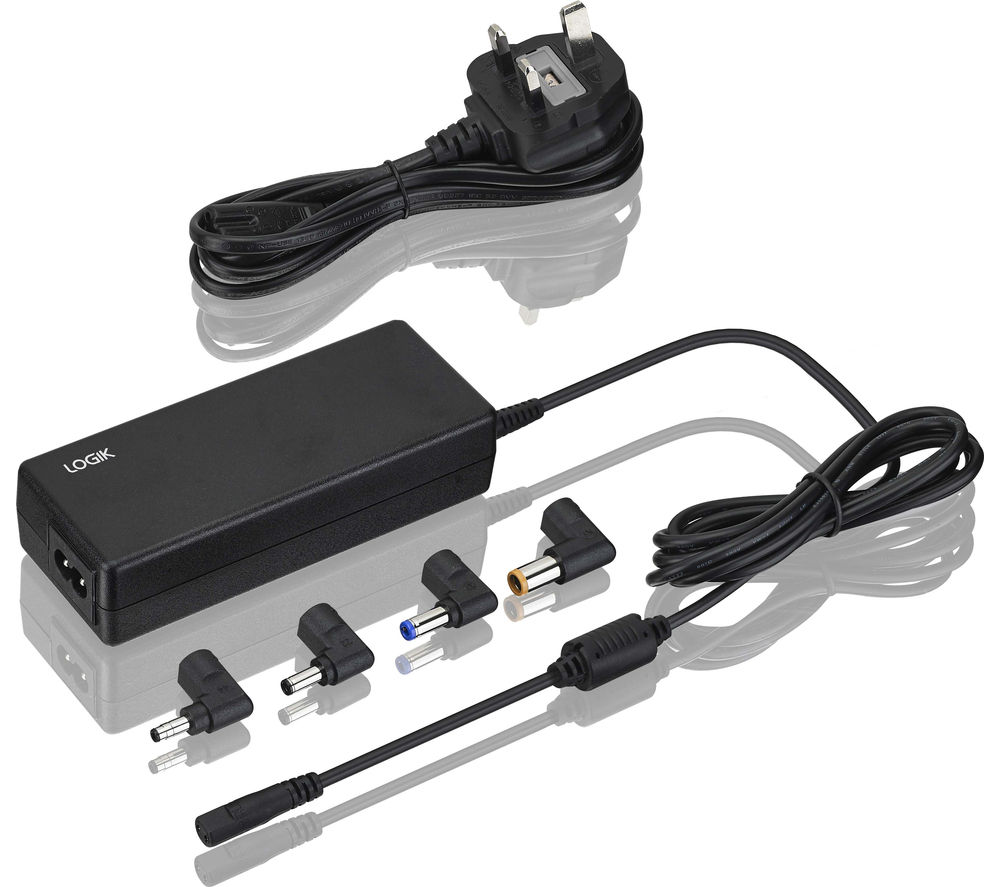 Buy LOGIK LPDELL16 Dell Laptop Power Adapter | Free Delivery