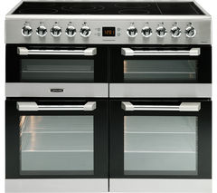 LEISURE Cuisinemaster CS100C510X 100 cm Electric Range Cooker - Stainless Steel