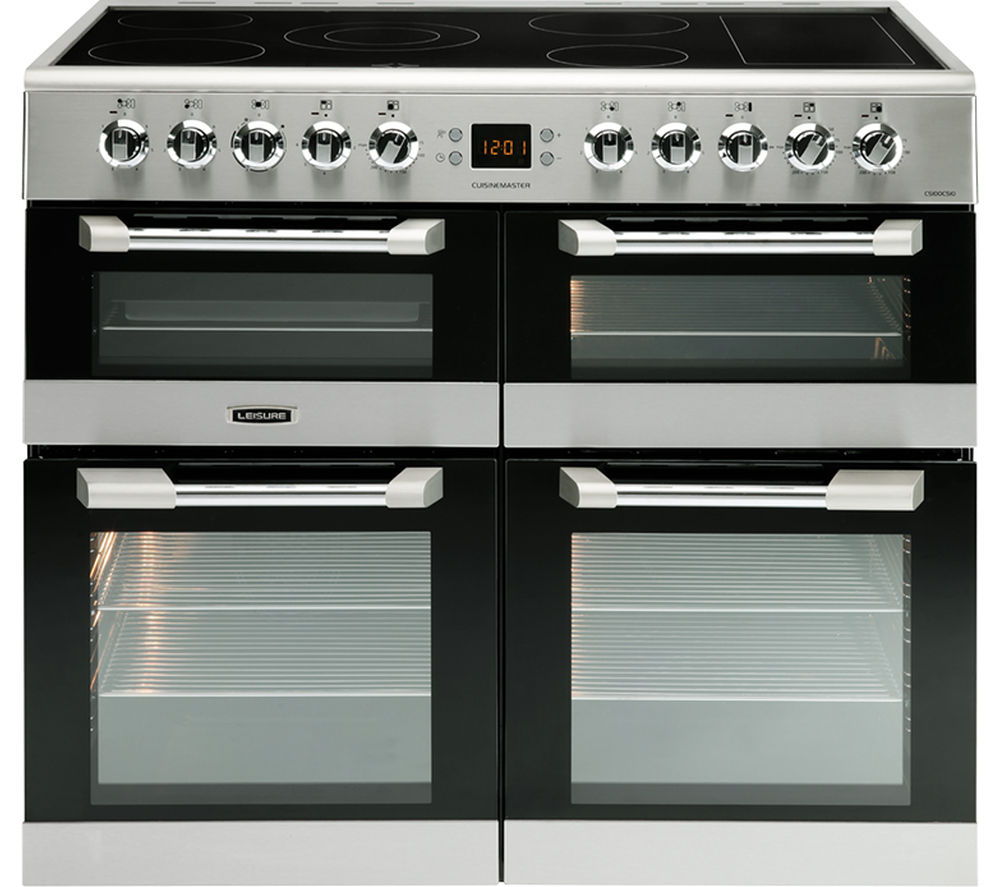 Buy Leisure Cuisinemaster Cs100c510x 100 Cm Electric Range