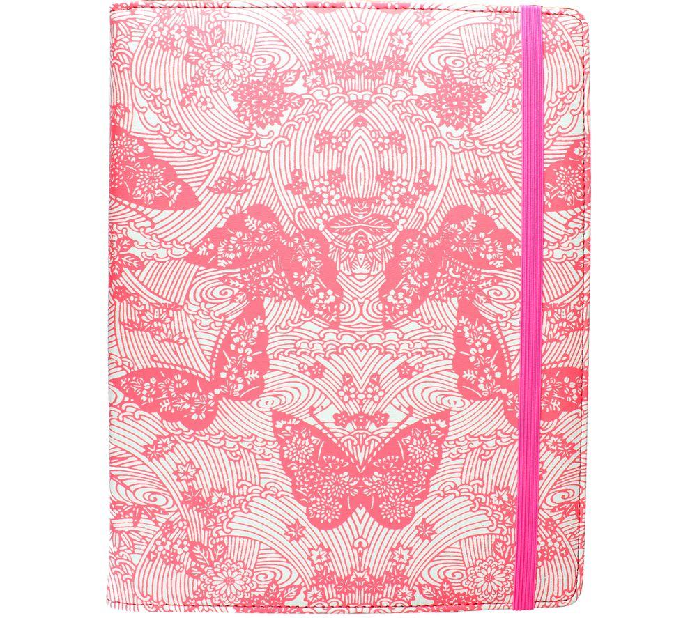 """ACCESSORIZE Kimono 10"""" Tablet Case - Pink"""