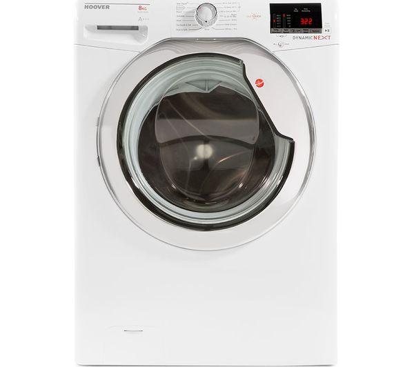 Buy HOOVER DXOC 68AC3 NFC 8 Kg 1600 Spin Washing Machine
