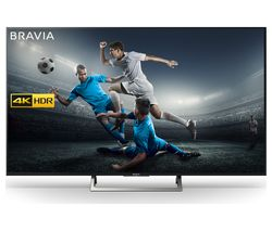 "SONY BRAVIA KD55XE8396 55"" Smart 4K Ultra HD HDR LED TV"