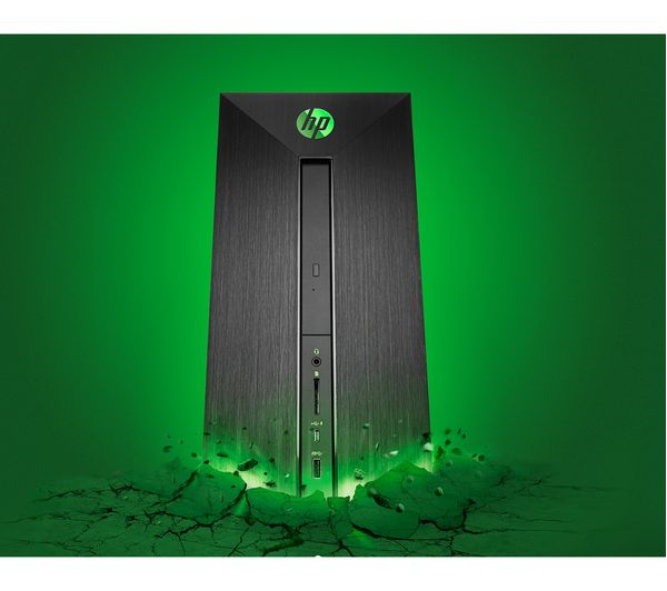 HP Pavilion Power 580-015na Gaming PC + Office 365 ...