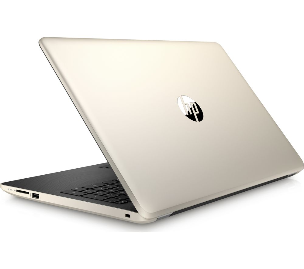 "HP 15-bw066sa 15.6"" Laptop - Gold + Office 365 Personal"
