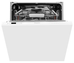 HIC 3B+26 UK Full-size Integrated Dishwasher