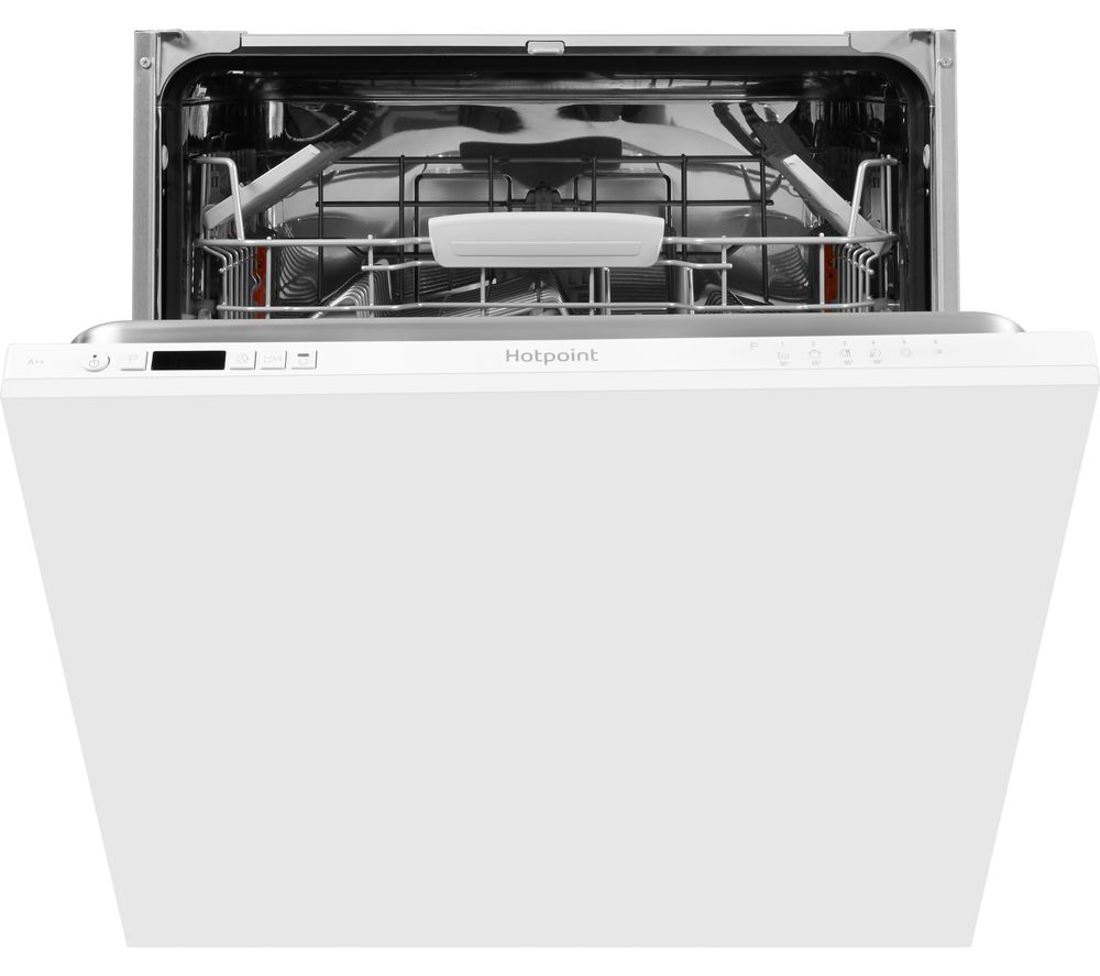 HOTPOINT HIC 3B+26 UK Full-size Integrated Dishwasher