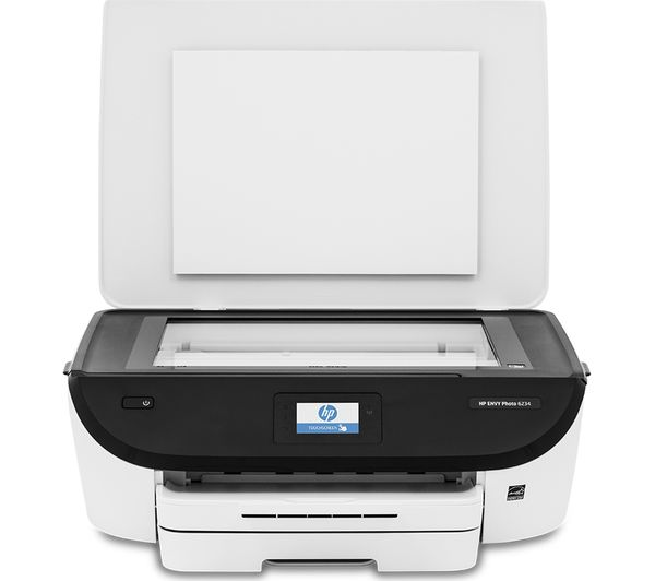 Hp Envy Photo 6234 All In One Wireless Inkjet Printer Fast
