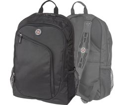 "I-STAY IS0401 16"" Laptop Backpack - Black"