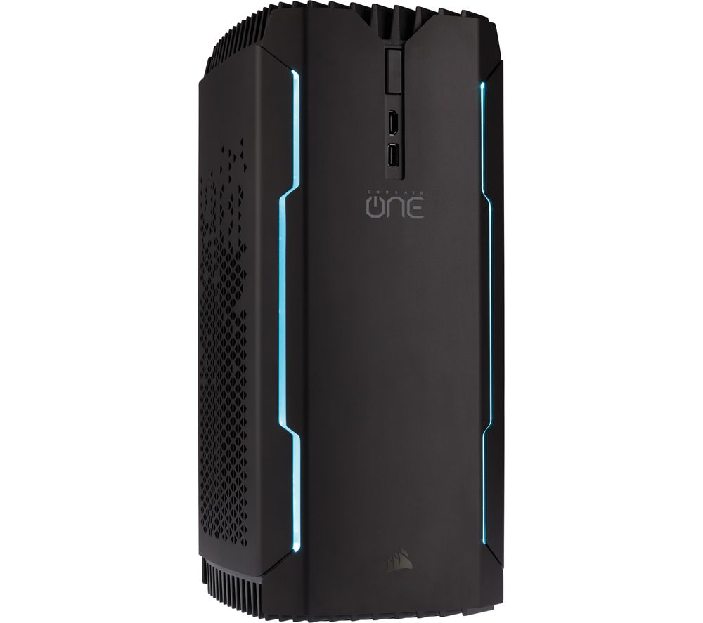 buy corsair one pro gaming pc free delivery currys. Black Bedroom Furniture Sets. Home Design Ideas