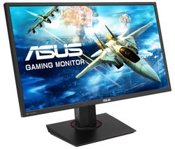 "ASUS MG278Q Quad HD 27"" LED Gaming Monitor - Black"