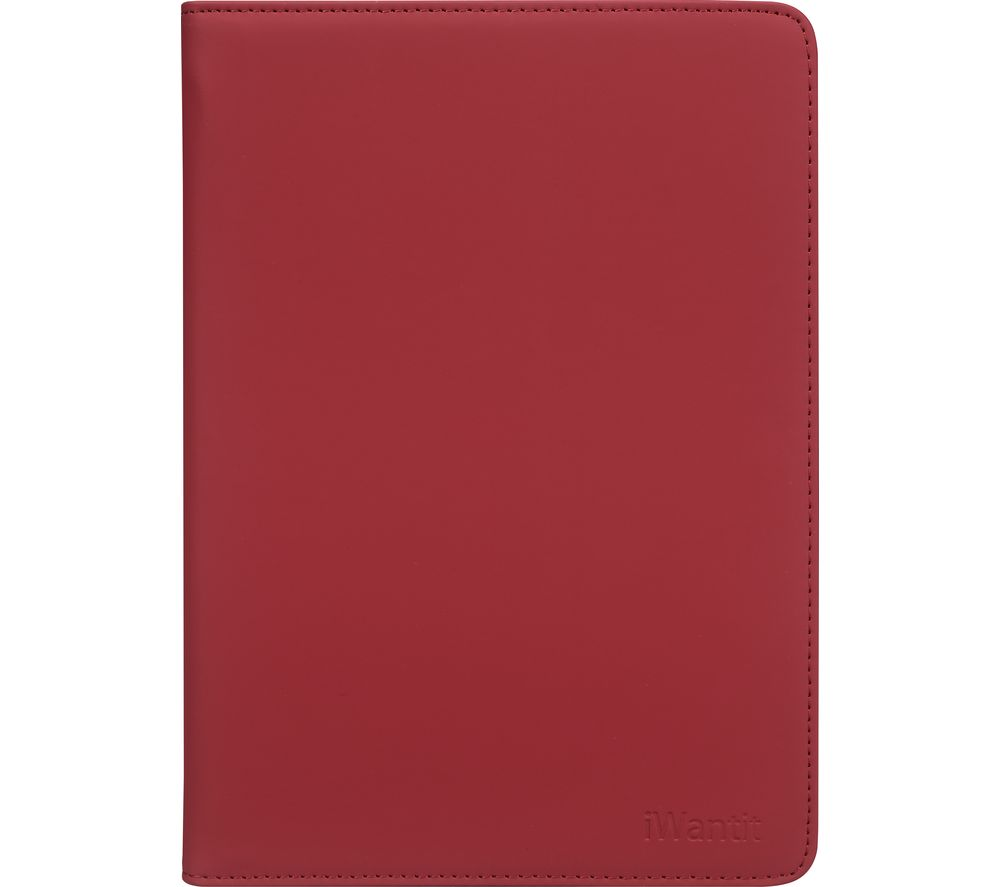 I WANT IT IA3SKRD18 9.7 inch iPad Smart Cover - Red