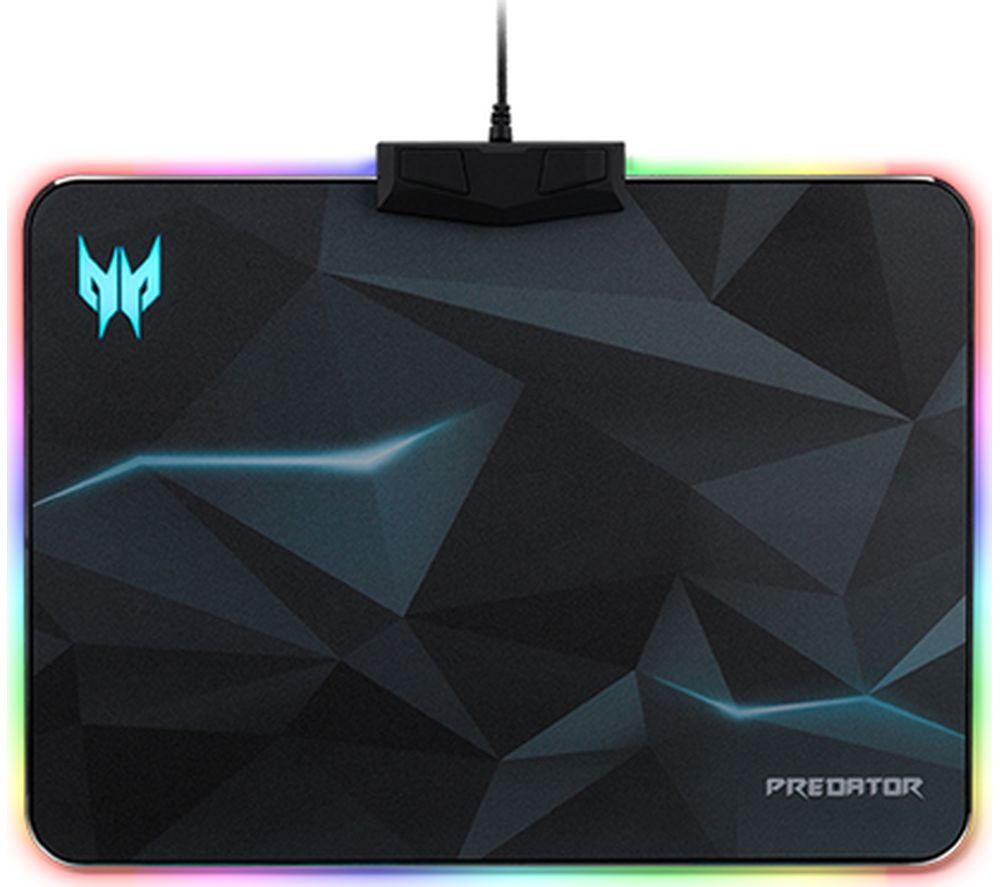 Image of ACER Predator RGB Gaming Surface - Black, Black