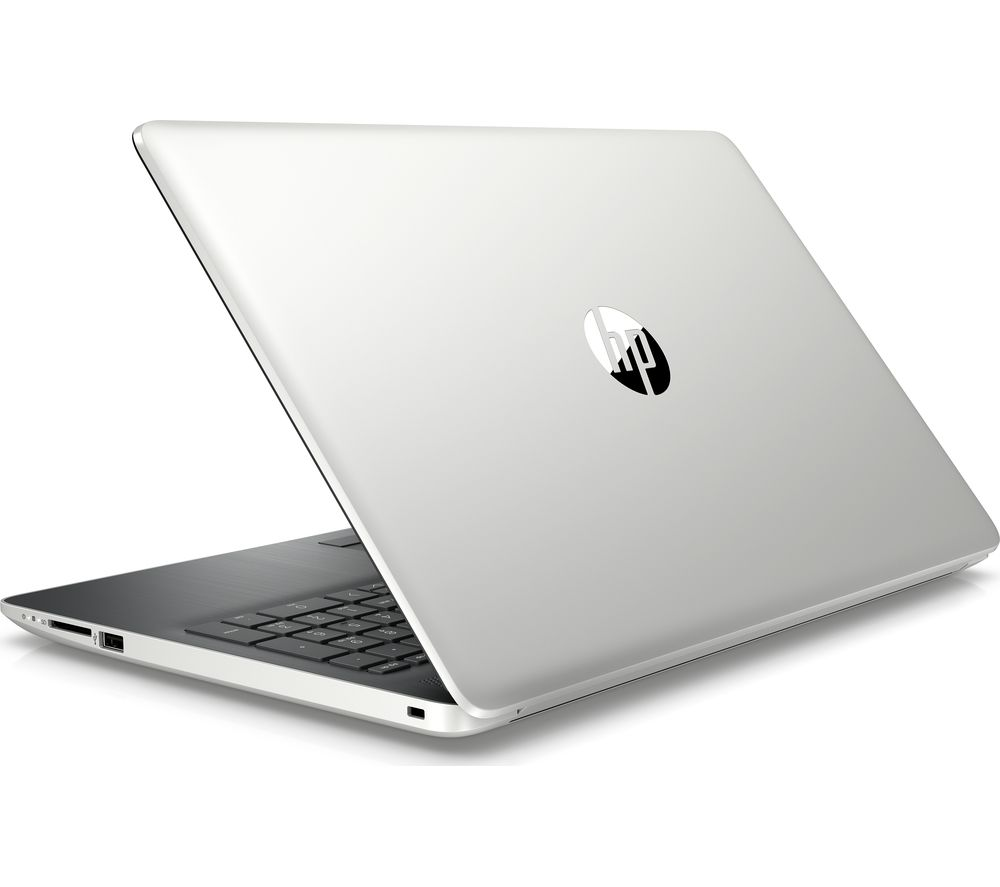 hp 15 da0596sa 15 6 intel core i5 laptop 1 tb hdd silver deals pc world. Black Bedroom Furniture Sets. Home Design Ideas