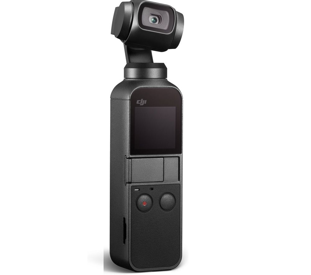 DJI Osmo Pocket Handheld Camera - Black