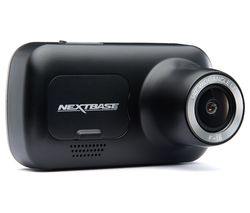 NEXTBASE 222 Full HD Dash Cam - Black