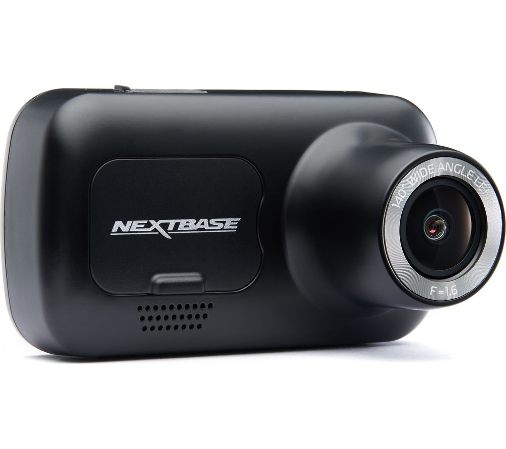 NEXTBASE 222 Full HD Dash Cam – Black, Black