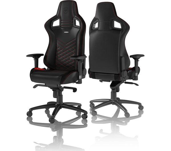 Remarkable Epic Gaming Chair Black Red Inzonedesignstudio Interior Chair Design Inzonedesignstudiocom