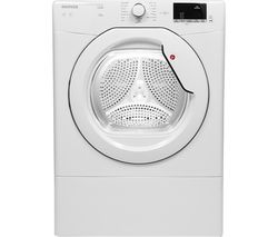 HOOVER Link HLV10DG NFC 10 kg Vented Tumble Dryer - White