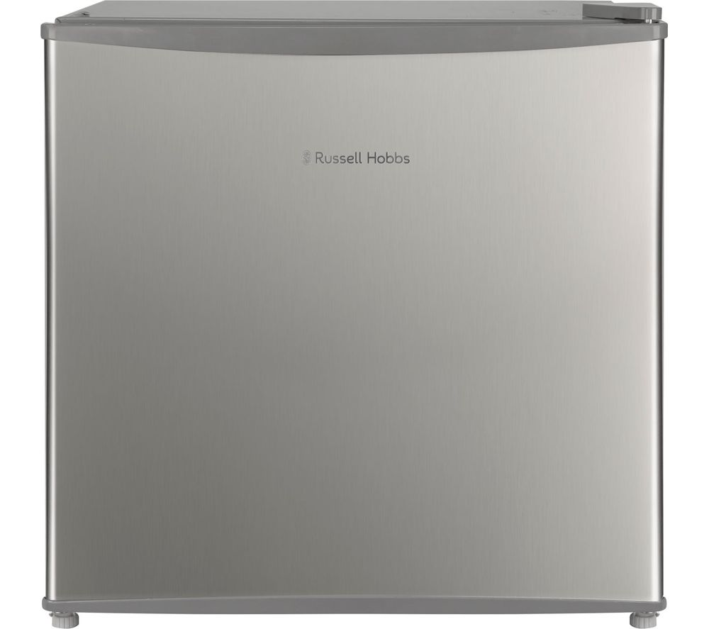 RUSSELL HOBBS RHTTLF1SS Mini Fridge - Stainless Steel