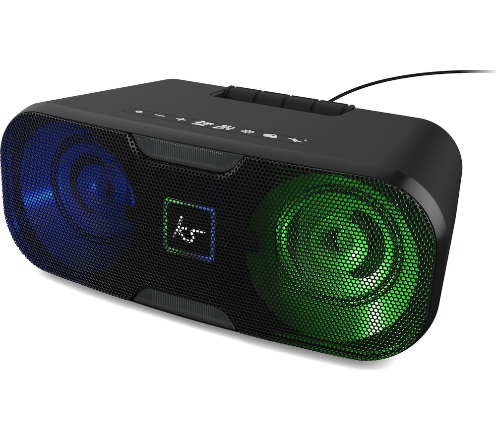 Slam XL Bluetooth Speaker - Black, Black