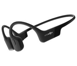 Image of AFTERSHOKZ Aeropex Wireless Bluetooth Headphones - Black