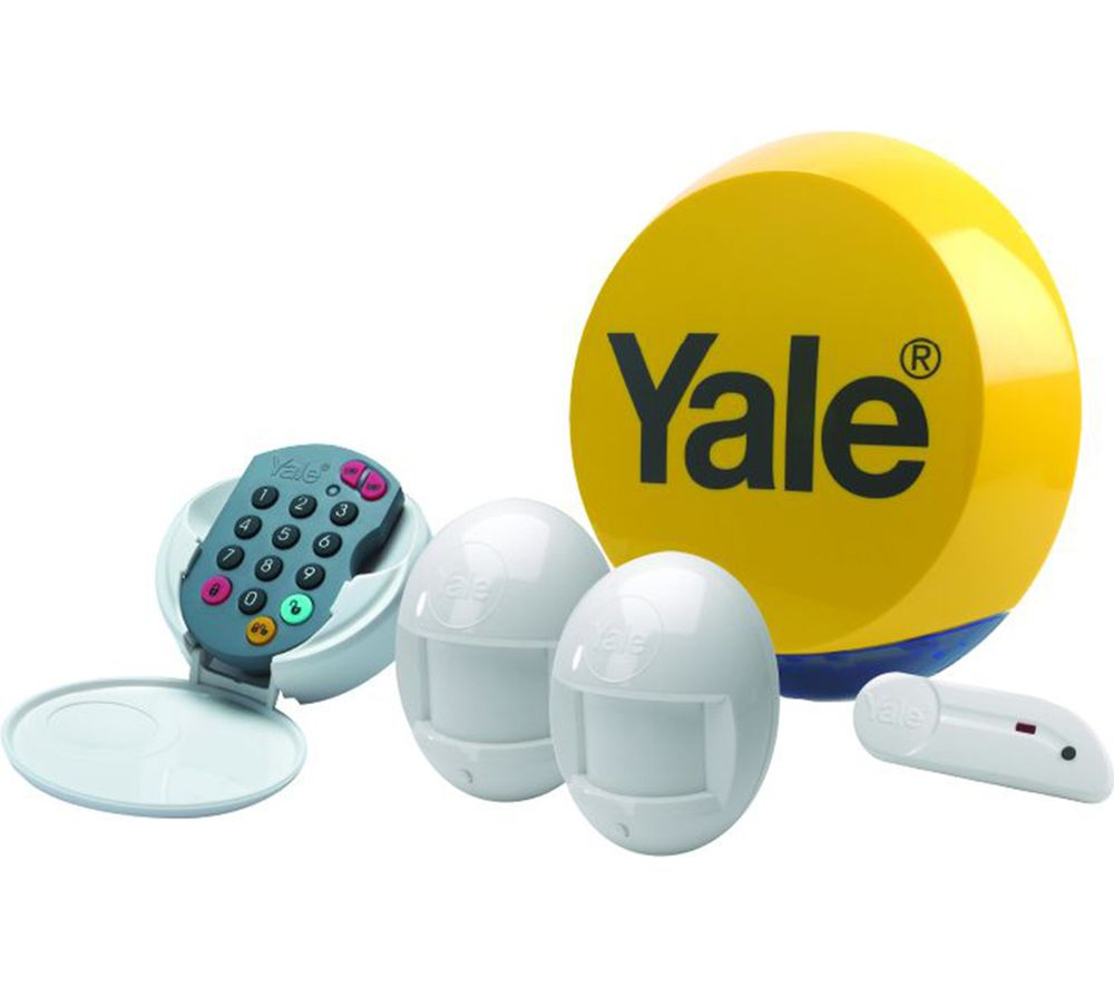 Image of YALE HSA Essentials Alarm Kit