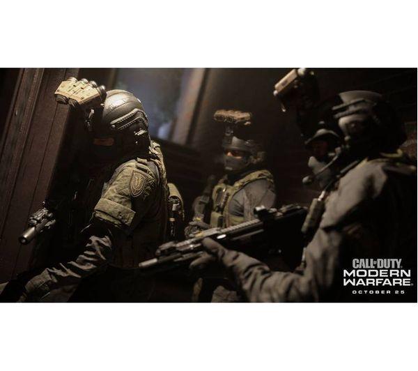 Buy PS4 Call of Duty: Modern Warfare (2019) & PlayStation