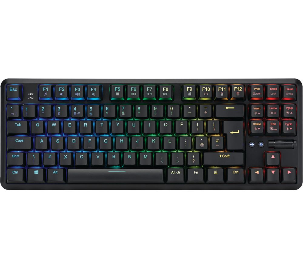 ADX ADXWMK0520 Wireless Mechanical Gaming Keyboard