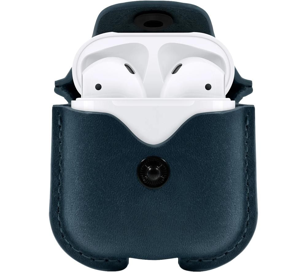 TWELVE SOUTH AirSnap AirPod Case Cover - Blue