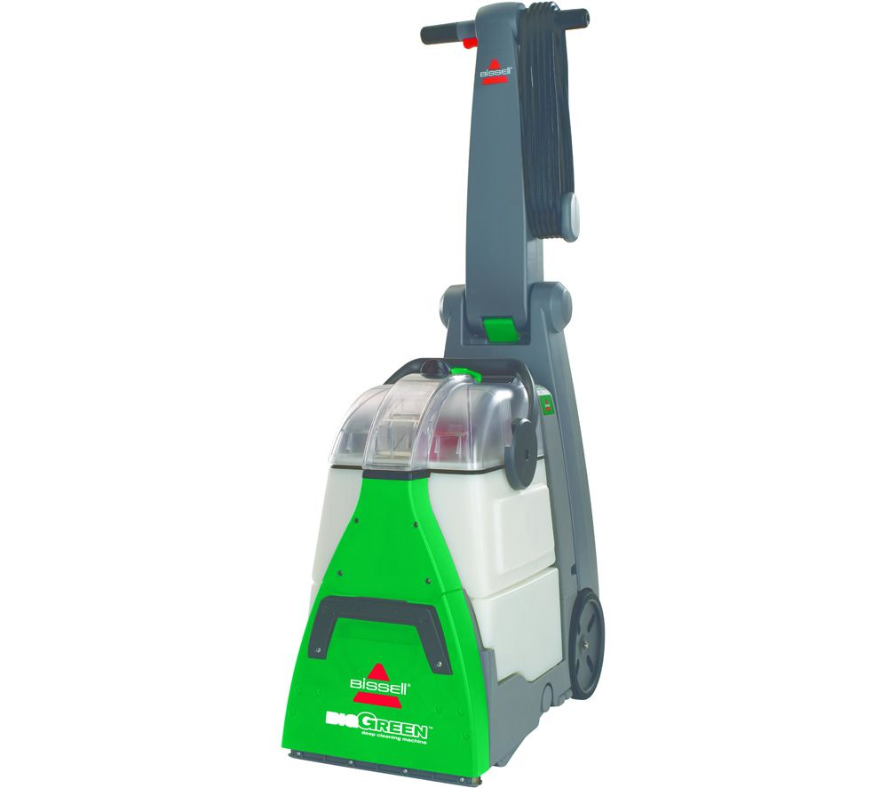 BISSELL Big Green 48F3ER Upright Carpet Cleaner, Green