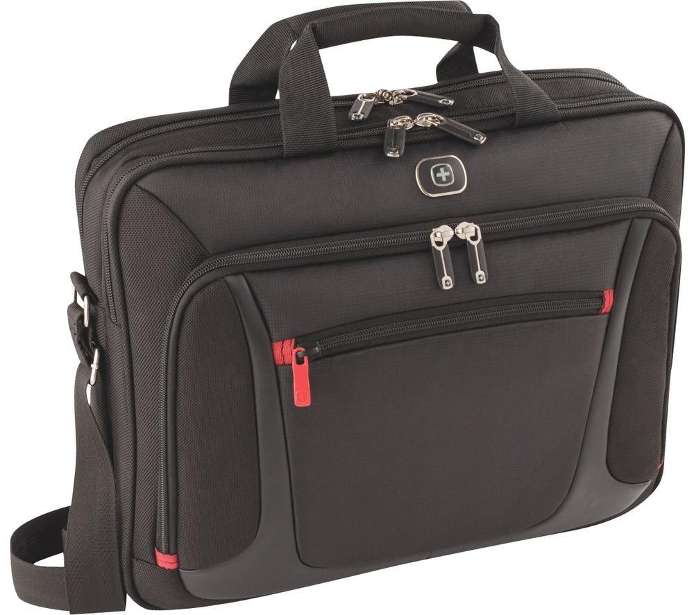 """WENGER Sensor 15"""" MacBook Pro Case - Black"""