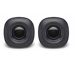 ASP20BK21 2.0 PC Speakers - Black