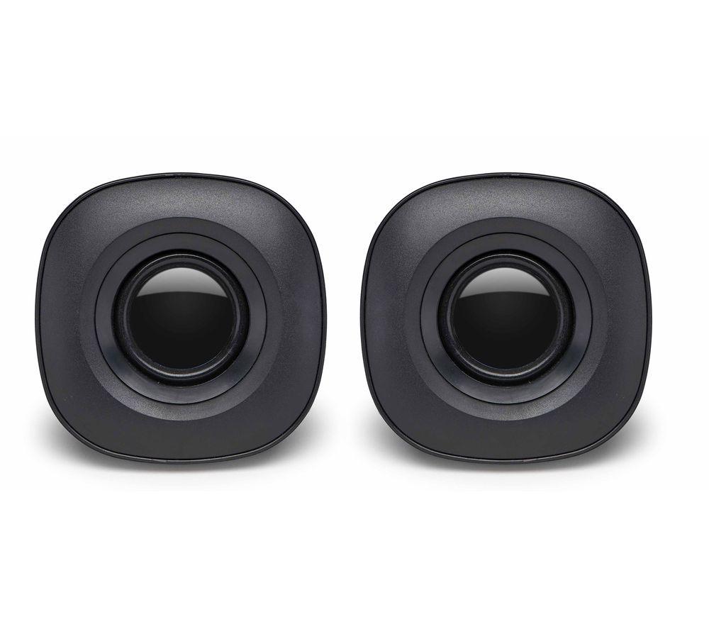 ADVENT ASP20BK21 2.0 PC Speakers - Black
