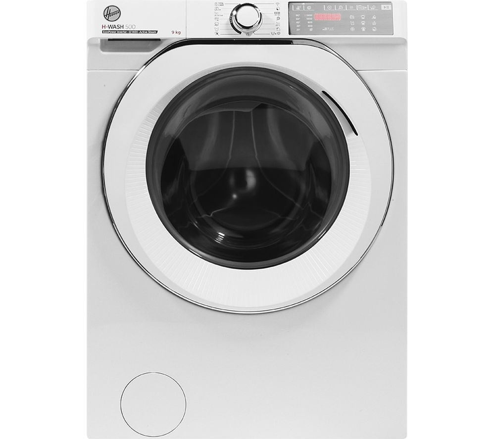 HOOVER H-Wash 500 HWB49AMC Smart 9 kg 1400 Spin Washing Machine - White