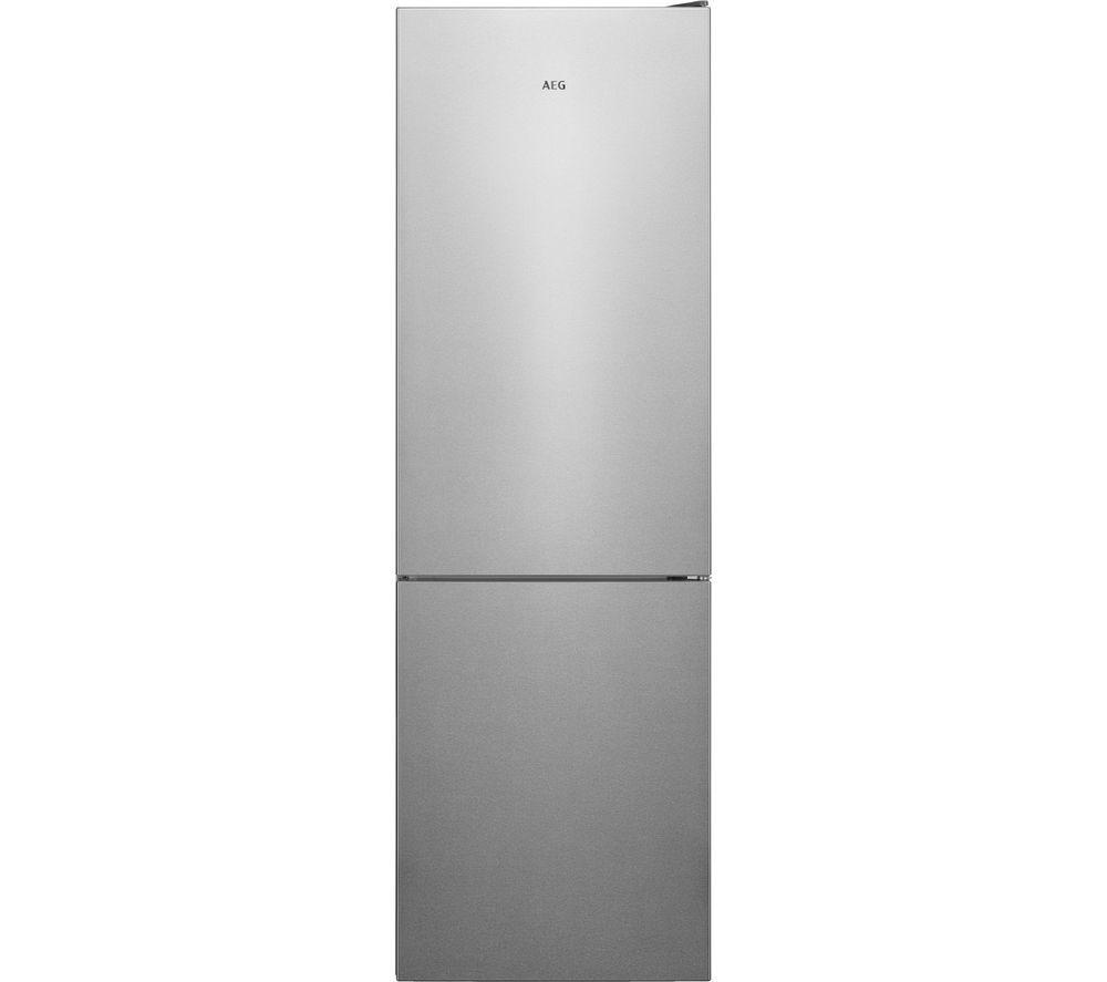 AEG RCB632E4MX 60/40 Fridge Freezer - Stainless Steel