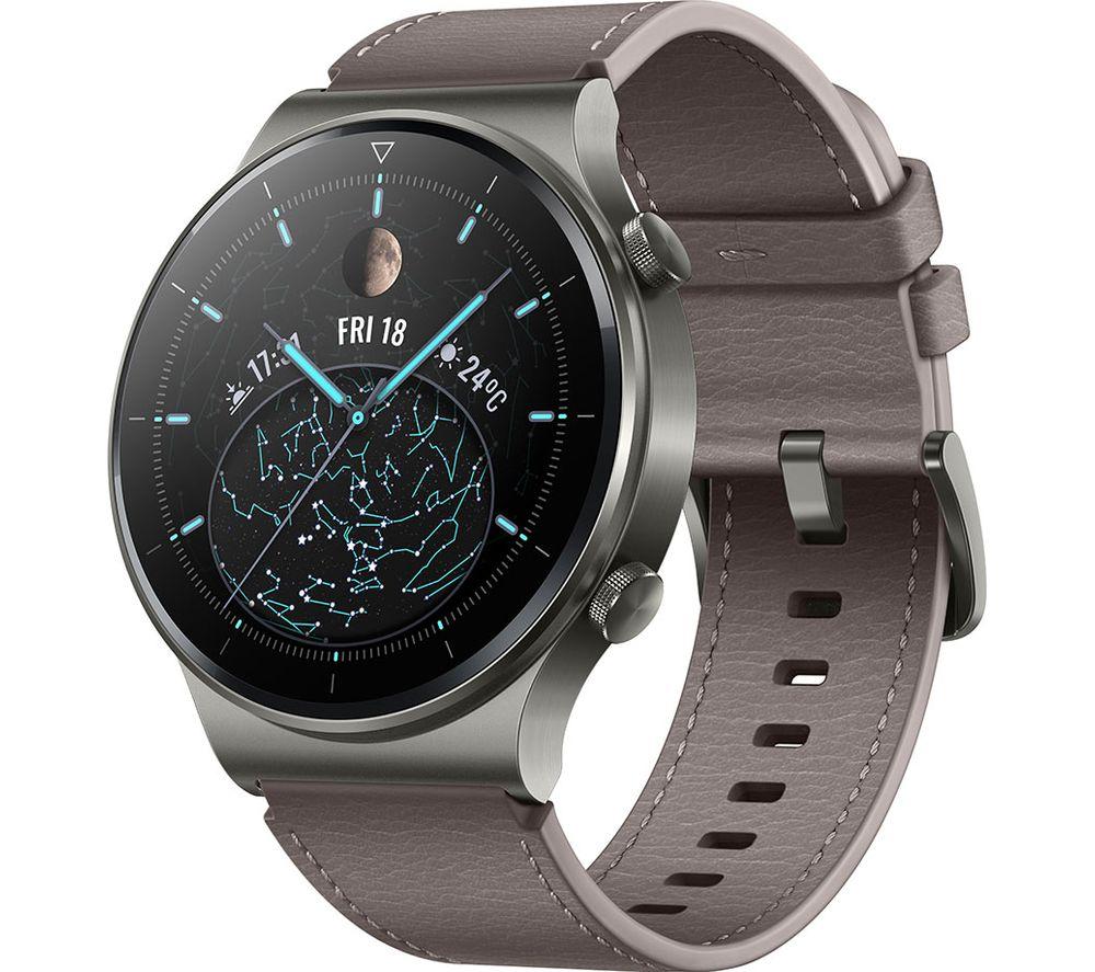 HUAWEI Watch GT 2 Pro - Nebula Gray, 46 mm