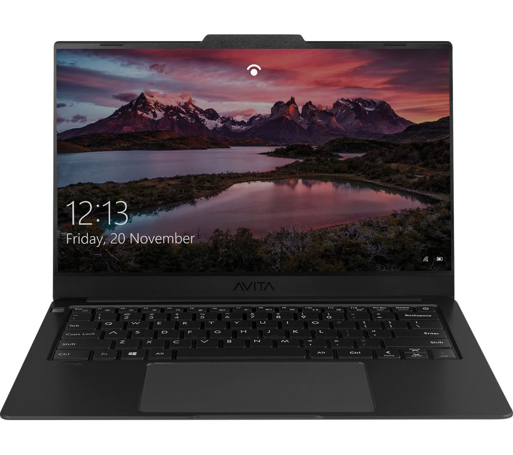 AVITA Liber V 14 Laptop - AMD Ryzen 5, 256 GB SSD, Black, Black