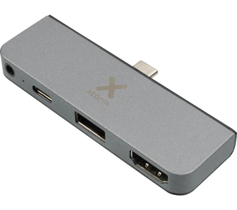 Image of XTORM XC204 Connect 4-in-1 USB Type-C Hub