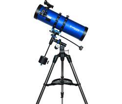 Polaris 130 Reflector Telescope - Blue
