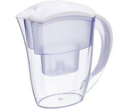 111251 Water Filter Jug - White