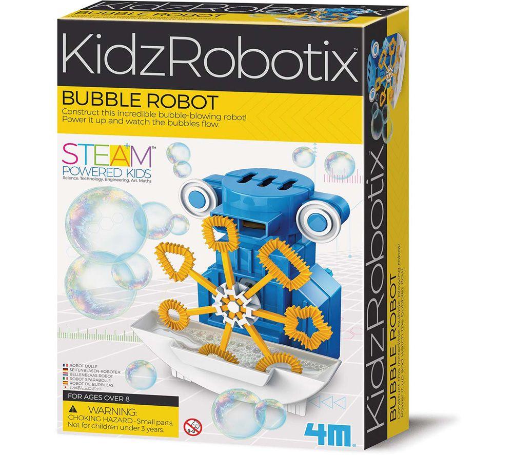 KIDZROBOTIX Money Bubble Robot Kit