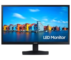 "LS22A330NHUXXU Full HD 22"" LED Monitor - Black"