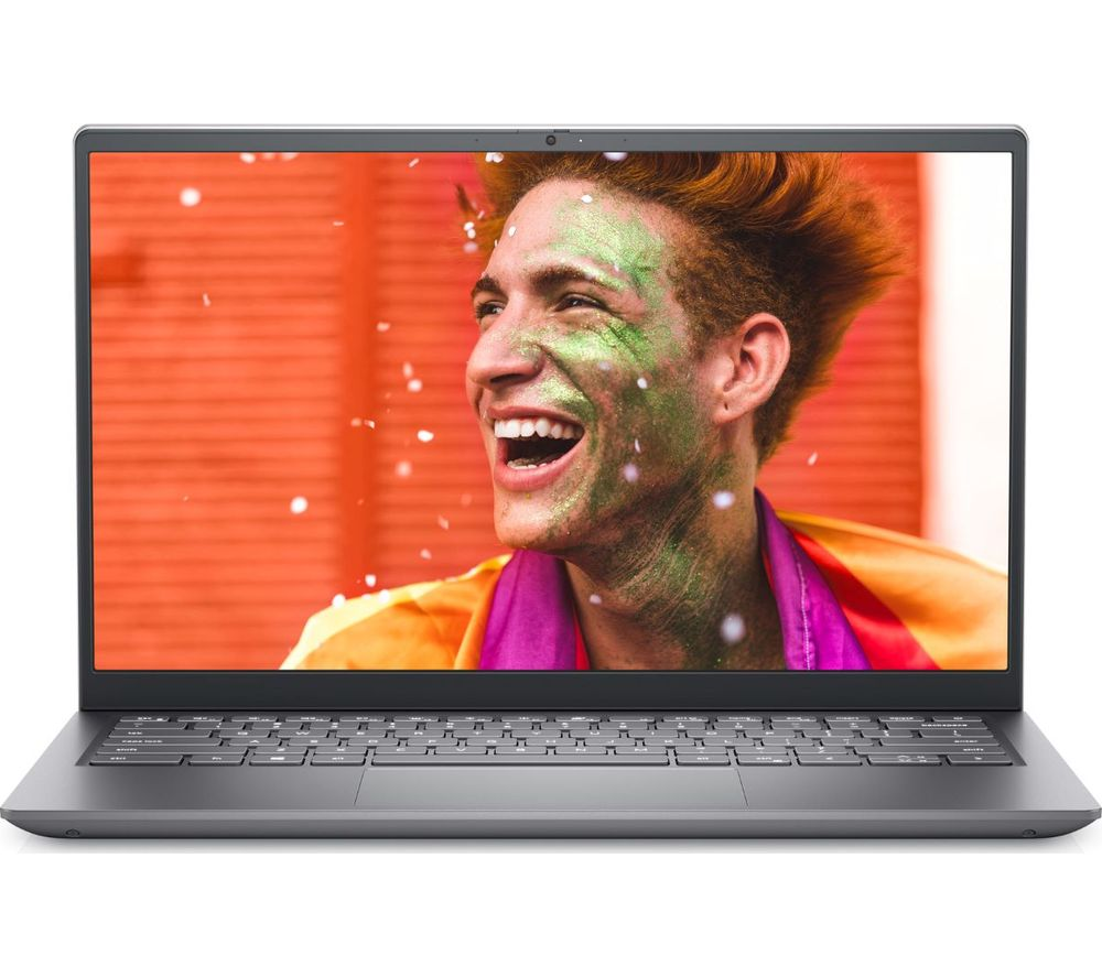 """DELL Inspiron 14 5415 14"""" Laptop - AMD Ryzen 5, 256 GB SSD, Silver"""