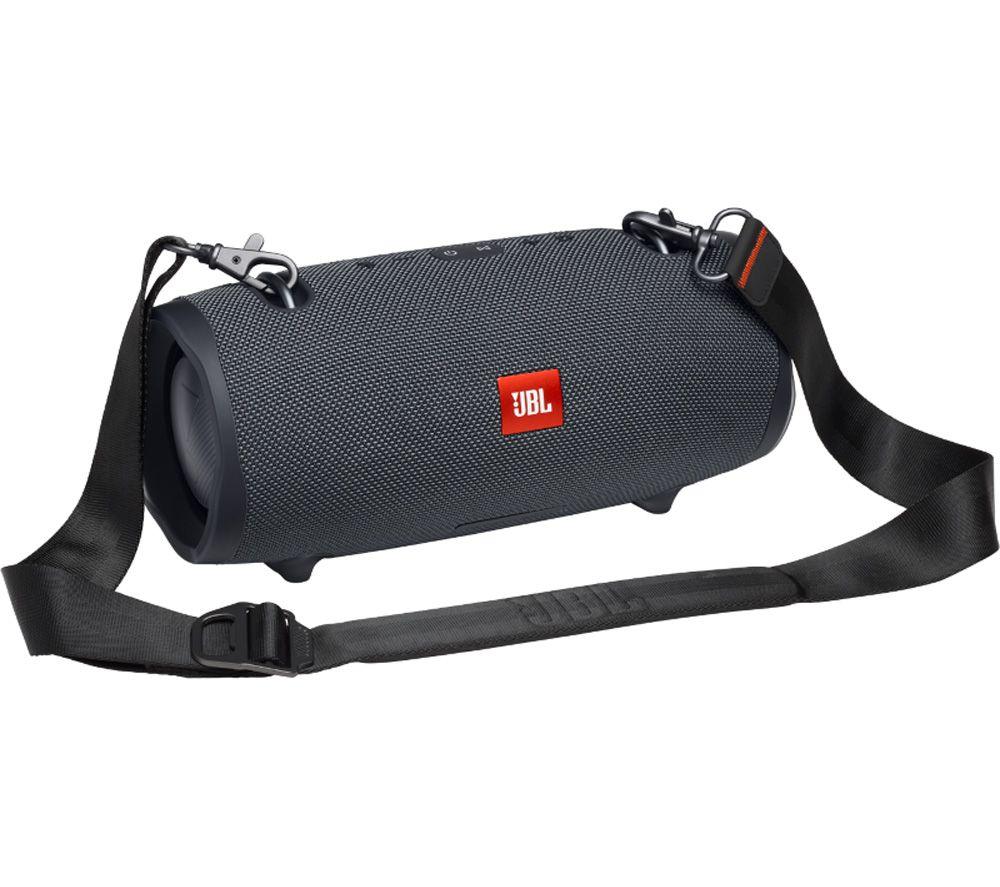 JBL Xtreme 2 Portable Bluetooth Speaker - Gun Metal Grey