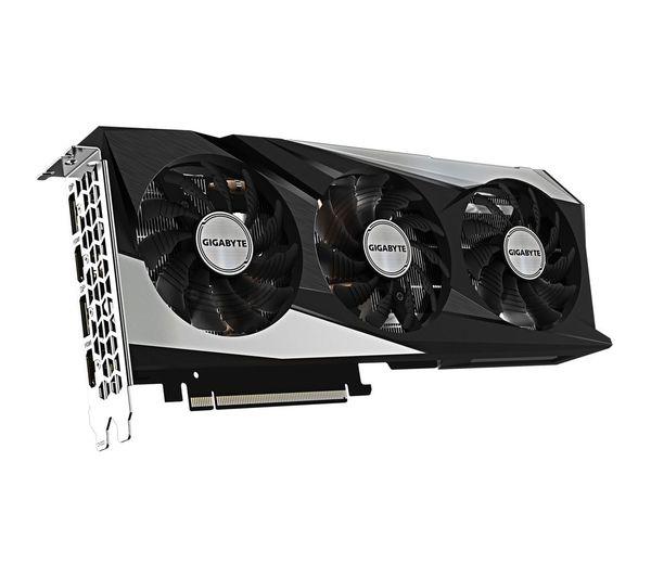 Image of GIGABYTE GeForce RTX 3060 Ti 8 GB GAMING OC PRO V3 LHR Graphics Card
