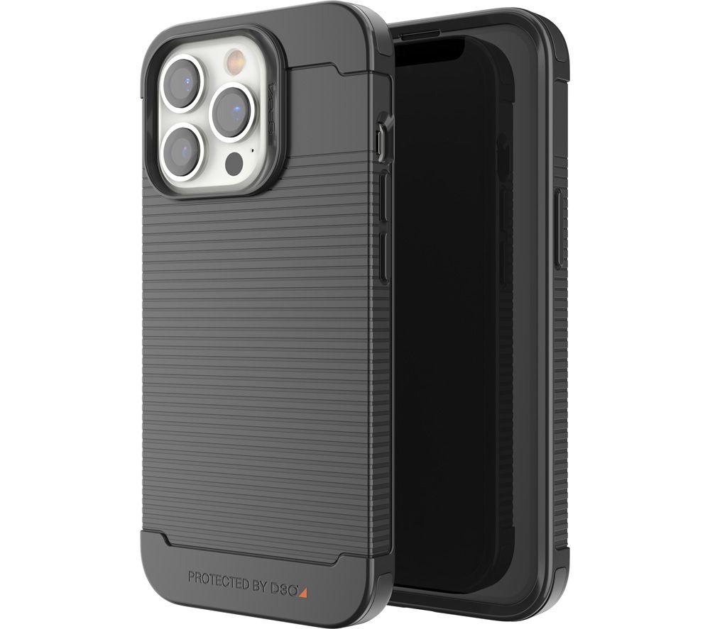 GEAR4 Havana iPhone 13 Pro Case - Black